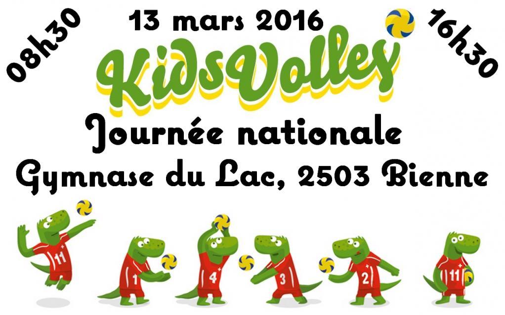 Kidsvolley 2016